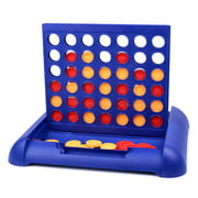 Game Kids Families Parties 4 In A Row Bingo Board Games Entertainment for Age 5 and Up