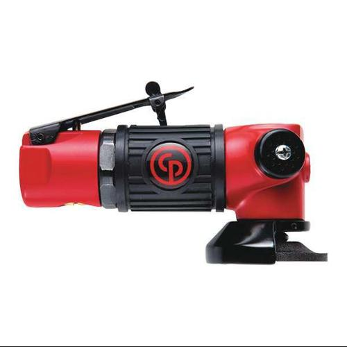 CHICAGO PNEUMATIC CP7500D Air Angle Grinder,22,000 rpm,5-1/2 In. L