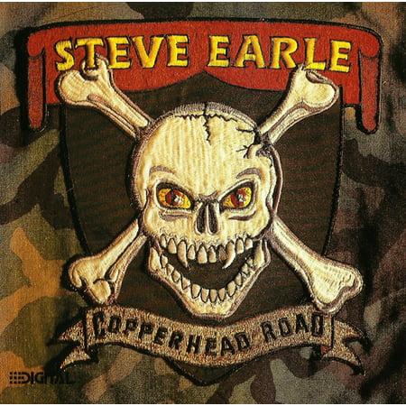Steve Earle - Copperhead Road - Vinyl (Steve Earle & The Dukes August 5)