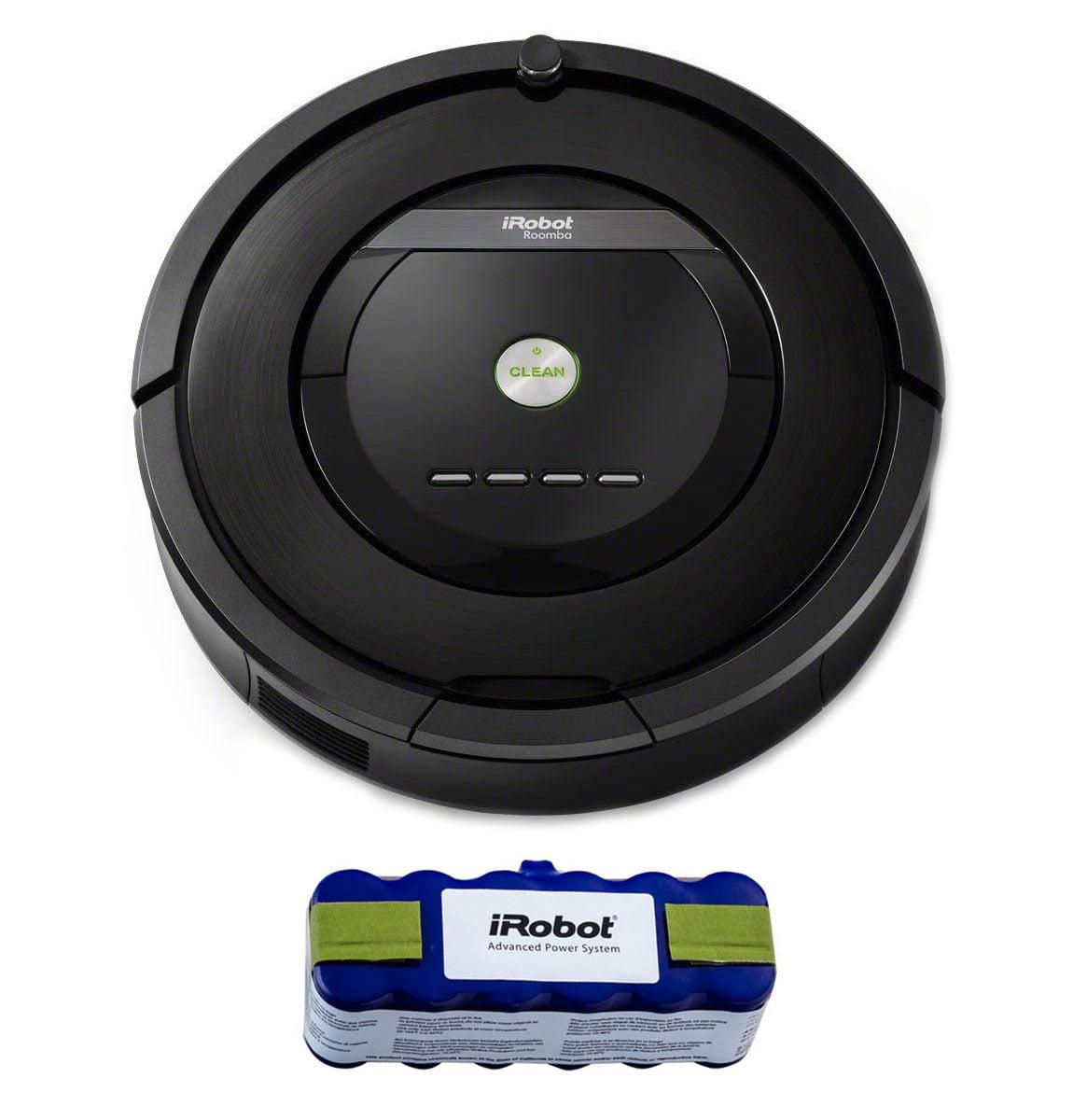 iRobot Roomba 880 Robotic Vacuum Cleaner w/ XLife Extende...