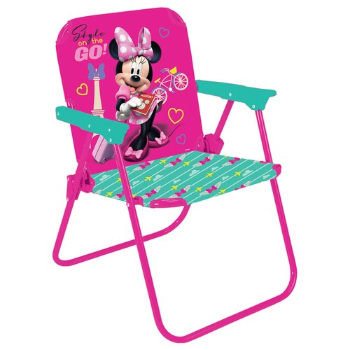 Disney Minnie Mouse Jetter Set Fold N' Go Chair