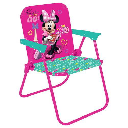 Disney Minnie Mouse Jetter Set Fold N' Go Chair
