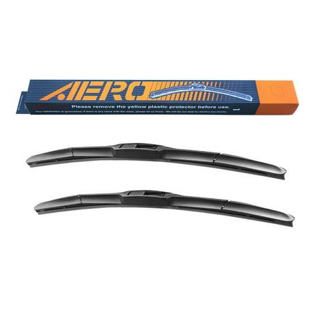 "AERO Hybrid 26"" + 18"" All-Season Windshield Wiper Blades (Set of 2)"