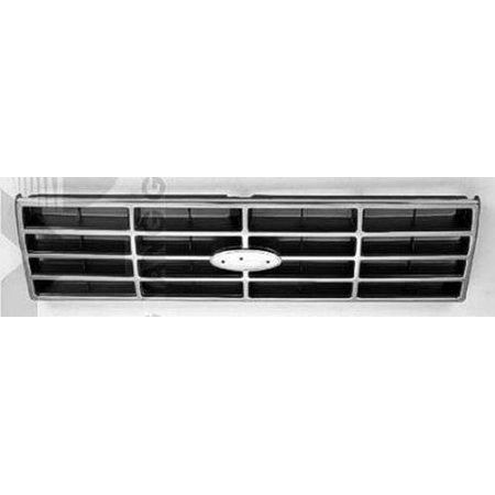 (Grill Assembly for Ford Bronco, F-100, F-150, F-250, F-350 Grille FO1200118)