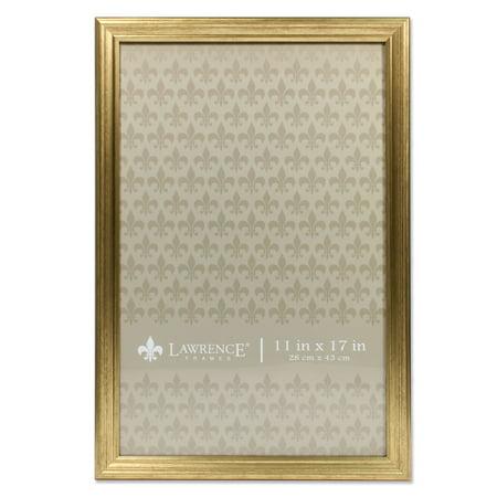 11x17 Sutter Burnished Gold Picture Frame - Walmart.com