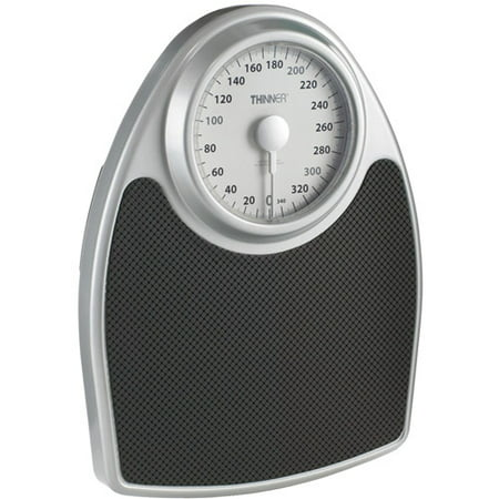 - Conair TH100S Extra Large Dial Analog Precision Bath Scale