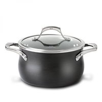 Calphalon Signature Nonstick 4-Quart Soup Pot with Cover