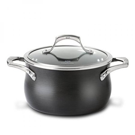 Calphalon Signature Nonstick 4-Quart Soup Pot with Cover Calphalon Contemporary Multi Pot