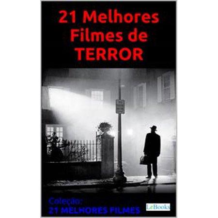21 melhores filmes de terror - eBook - Fantasias De Halloween Filmes De Terror