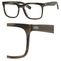 e5ca76b24c Free shipping. Product Image Jack Spade JS Major Eyeglasses 0WR9 Brown  Havana