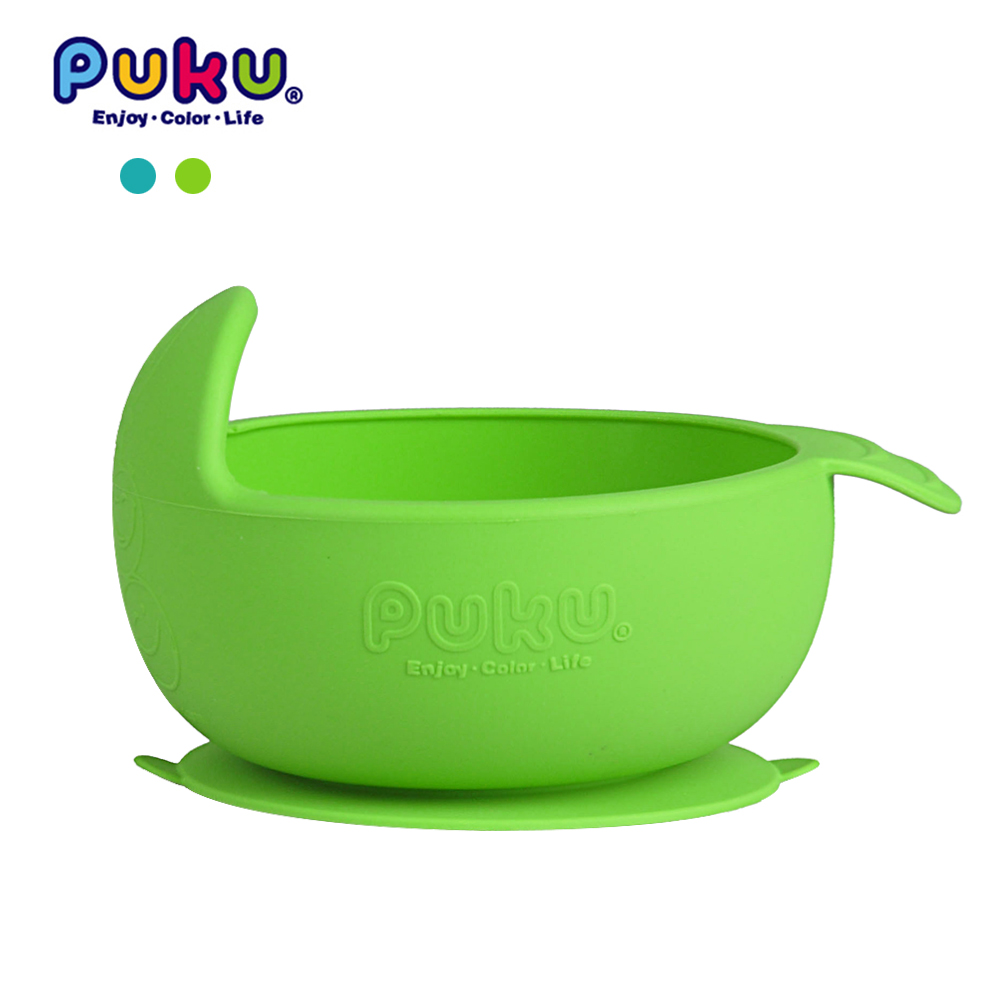 Brand Puku Non-Skid Tableware Original Silicone Suction Bowl Arc-shaped Design Baby Feeding  sc 1 st  Walmart & Brand Puku Non-Skid Tableware Original Silicone Suction Bowl Arc ...