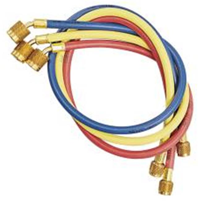 Yellow Jacket 484200 Seal Right Charging Hoses 60 In.