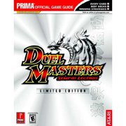 Duel Masters: Sempai Legends : Prima's Official Strategy Guide
