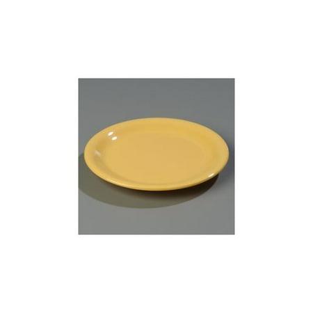 - Carlisle Food Service Products Durus  6.56'' Melamine Narrow Rim Pie Plate (Set of 48)