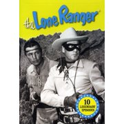 The Lone Ranger: 10 Legendary Episodes by CLASSIC MEDIA