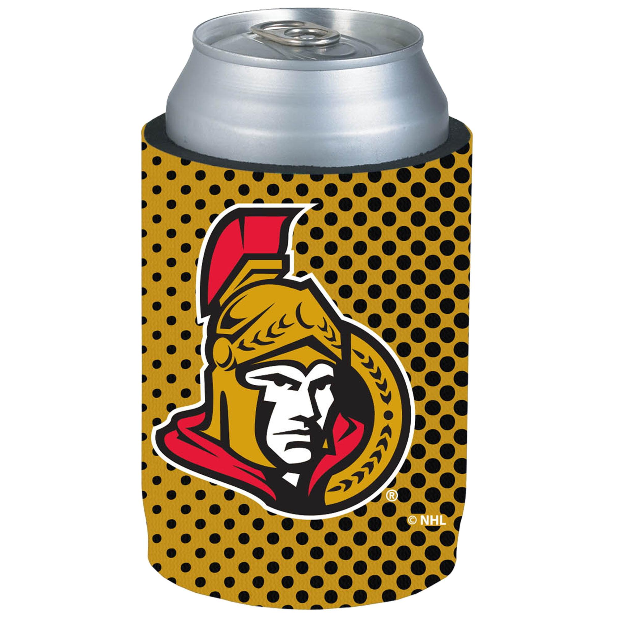 Ottawa Senators Halftone Can Cooler - No Size
