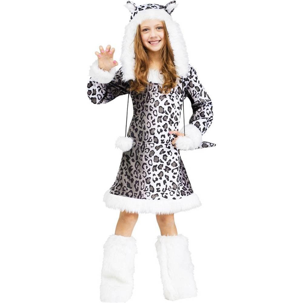 sc 1 st  Walmart & Snow Leopard Child Halloween Costume - Walmart.com