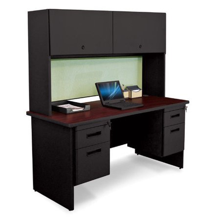 Marvel Office Furniture Pronto Executive Desk With Double