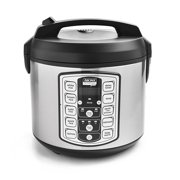 Best Rice Cookers - Aroma Professional Plus ARC-5000SB 20-Cup (Cooked) Digital Rice Review