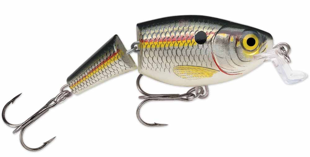 Rapala Jointed Shallow Shad Rap 05 Fishing Lure Shad by Rapala