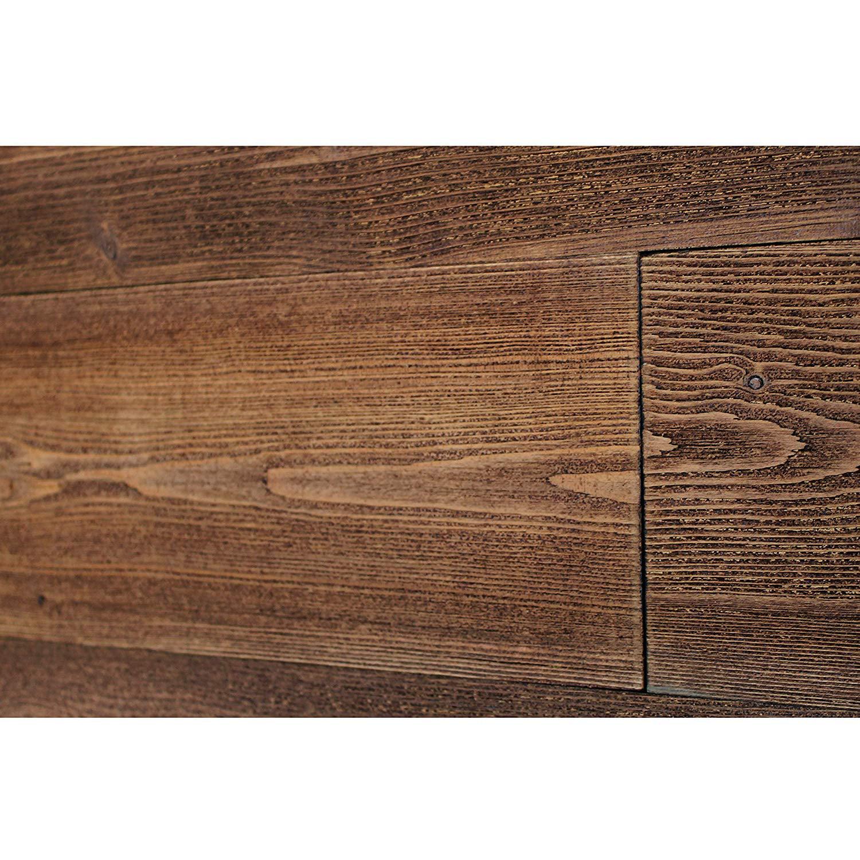 Easy Peel And Stick Wood Wall Paneling Reclaimed Rustic Barn Wood Wall Planks Self Adhesive Weathered Wood Wall Panels Walmart Com Walmart Com