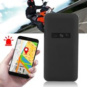 LYUMO GPS Tracker, GT02 Mini Car Motorcycle GPS Locator Tracker GSM Real Time Tracking Device