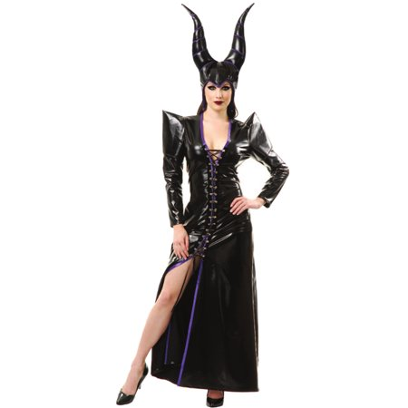 Adult Scary Women's  Witch Witchy Woman Costume