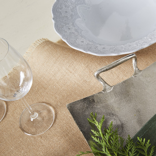 Selectives 2 Piece Rectangle Platter Set