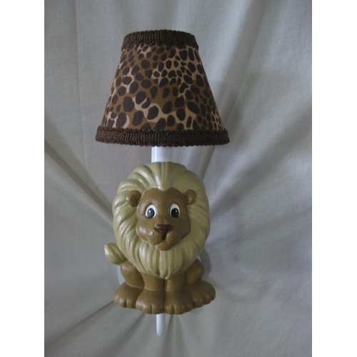 Silly Bear Lighting Lion Pride Wall Sconce