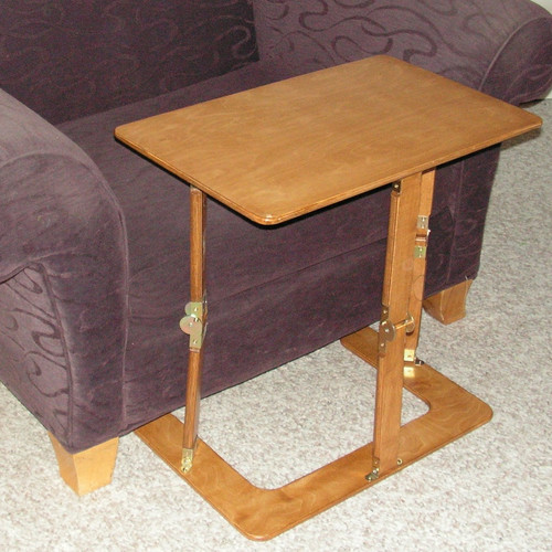 Red Barrel Studio Alpharetta Portable Folding Couch Tray Table