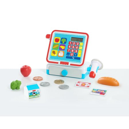 Fisher-Price Cash Register Set, 12 pieces, Age 3+