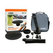KING OmniGo™ Portable Omnidirectional OTA HDTV Antenna - Factory Refurbished