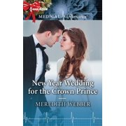 New Year Wedding for the Crown Prince - eBook