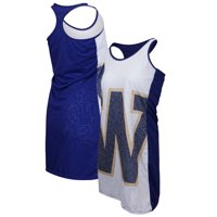 Washington Huskies Concepts Sport Women's Cameo Night Dress - Purple