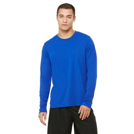 A Product of All Sport Unisex Performance Long-Sleeve T-Shirt - SPORT ROYAL - L [Saving and Discount on bulk, Code Christo]