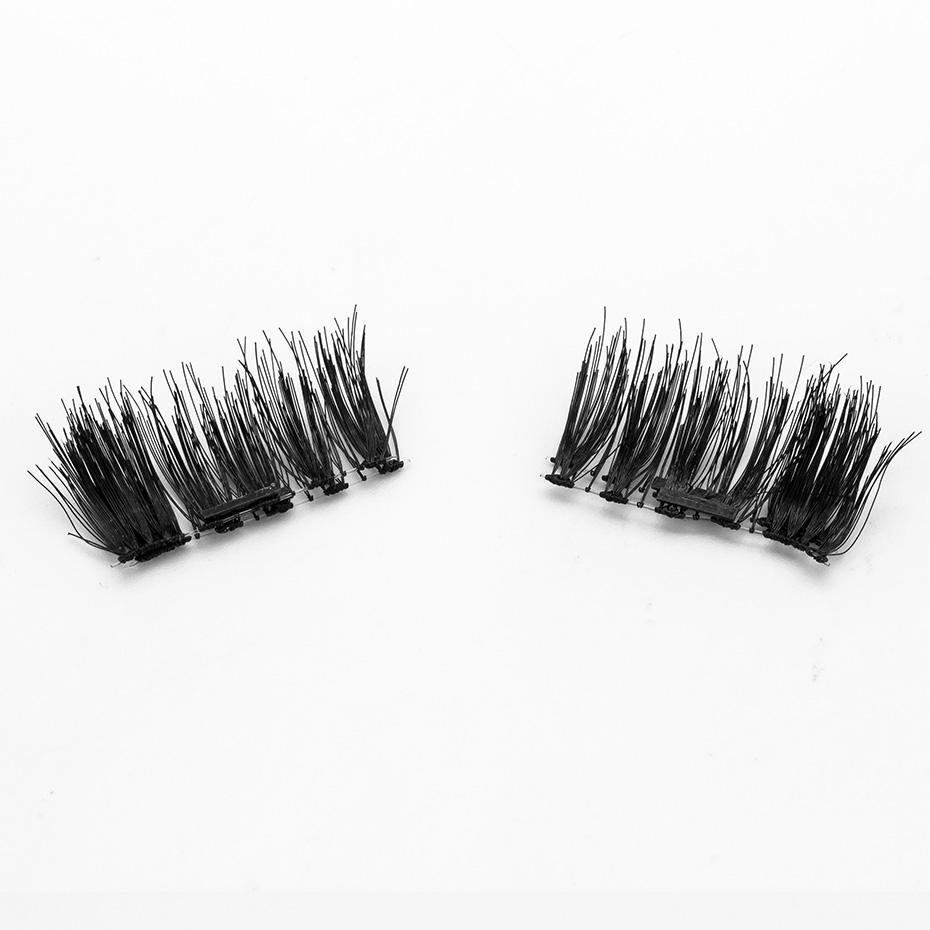 ktaxon 4pcs false eyelashes makeup natural eye lashes