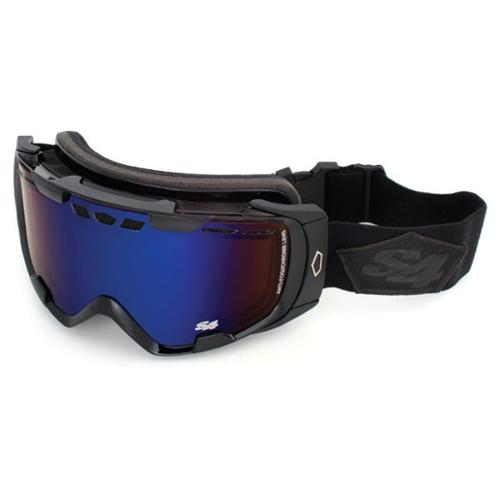 S4 Alert Goggle Shiny Black-Blue 7S4GA73112