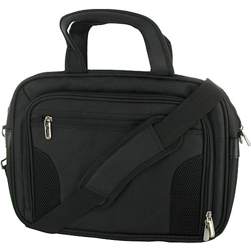 "rooCASE Deluxe Carrying Bag for iPad 2, 10"" and 11.6"" Netbook"