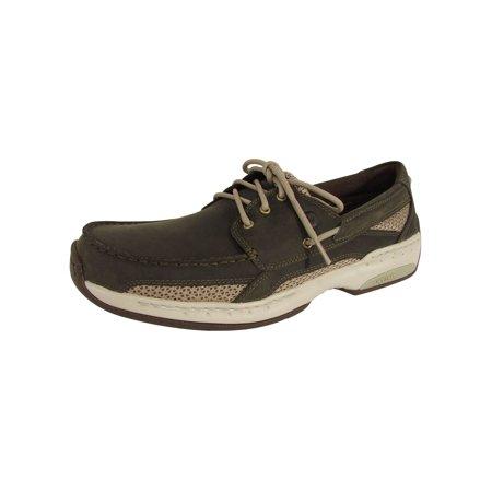 - Dunham Mens Captain Slip Resistant Boat Shoes