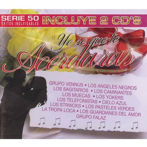Yo Se Que Te Acordaras Exitos Inolvida (2CD)