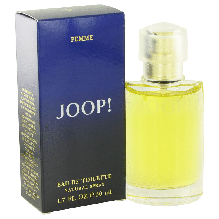 JOOP Eau De Toilette Spray 1.7 oz For Women 100% authentic perfect as a gift or just everyday use