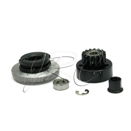 NITRO REVO 3.3 CLUTCH, GEAR WITH MAGNET (14T, FLYWHEEL NUT), 5309 TRAXXAS