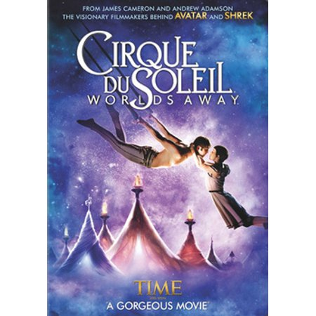 Cirque du Soleil: Worlds Away (DVD) Cirque Du Soleil 2009