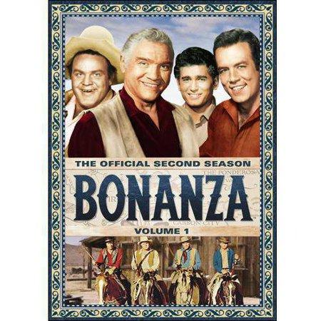 Bonanza  The Official Second Season  Volume One  Full Frame