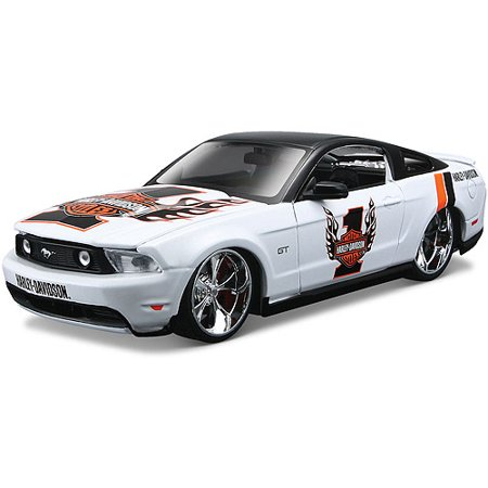 Harley Davidson Themed 1:24 2011 Ford Mustang GT