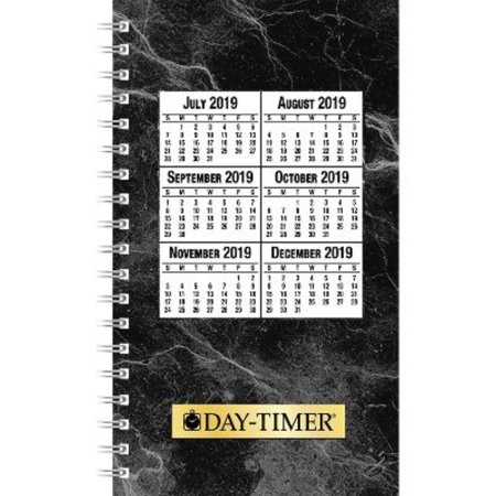 Day-Timer 2-Page-Per-Week Original Planner Refill Compact Size -