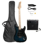 "Ktaxon Beginners 39"" Stylish Electric Guitar + Amplifier + Guitar Bag + Guitar Strap + Tool 8 Color"