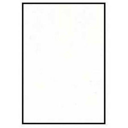 Crescent 960 Colored Mat Board, Multiple Sizes, 14-Ply Thickness, White, 10pk