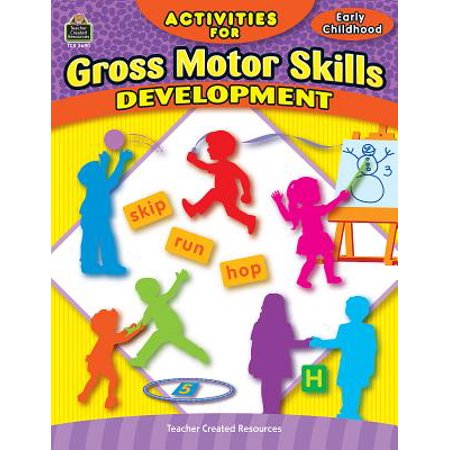 Activities for Gross Motor Skills - Gross Motor Activities