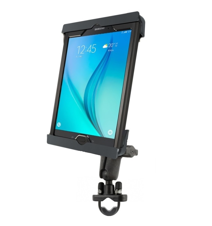 RAM Motorcycle Bike Mount Holder fits Apple iPad Air 1 & ...